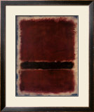 Untitled, 1963 Poster by Mark Rothko