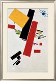 Dynamischer Suprematismus Nr. 57, c.1916 Prints by Kasimir Malevich