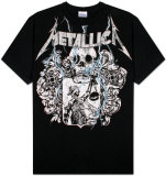 Metallica - Justice Sheild T-Shirt