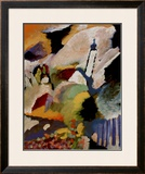 Kirche in Murnau, 1910 Posters by Wassily Kandinsky