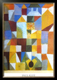 Composition with Yellow Prints by Paul Klee