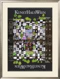 Kunsthaus Wien Posters by Friedensreich Hundertwasser