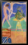Dancing Capuchins I, c.1912 Print by Henri Matisse