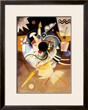 One Center Posters by Wassily Kandinsky