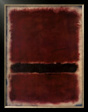 Untitled, 1963 Art by Mark Rothko
