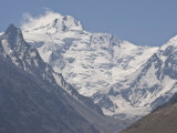 Mountain Landscape of the Hindu Kush, Wakhan Corridor, Afghanistan, Asia Photographic Print by Michael Runkel
