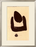 37 Pollination Symbol I (Cista), c.1937 Prints by Julius Bissier