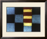 Munich 2.16.96 Print by Sean Scully