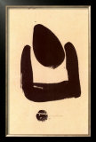 37 Pollination Symbol I (Cista), c.1937 Poster by Julius Bissier