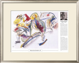 Twentieth Century Art Masterpieces -Wassily Kandinsky - Watercolor Prints by Wassily Kandinsky