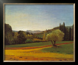 Southern France Art by Andre Derain