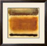 Untitled, c.1958 Print by Mark Rothko