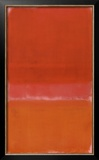 No. 37, c.1956 Poster by Mark Rothko