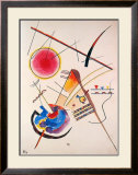 Aquarelle Gastebuch, 1925 Prints by Wassily Kandinsky