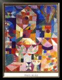 Garden View Art by Paul Klee