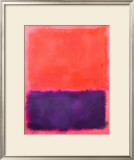 Untitled, c.1961 Posters by Mark Rothko
