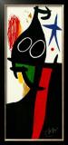 Sarrazin a l'Etoile Bleue Prints by Joan Miró