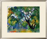 Saint Tropez Landscape Prints by Henri Manguin
