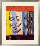 Untitled, from Serie Jacqueline, c.1996 Print by Martin Kippenberger