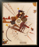 All Around Posters by Wassily Kandinsky