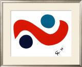 Skybird Poster by Alexander Calder