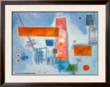 J Contard Poster by Wassily Kandinsky
