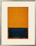 Yellow, Blue, Orange, 1955 Posters by Mark Rothko