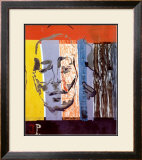 Untitled, from Serie Jacqueline, c.1996 Prints by Martin Kippenberger