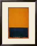 Yellow, Blue, Orange, 1955 Print by Mark Rothko