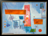 J Contard Posters by Wassily Kandinsky
