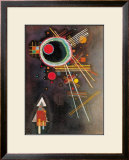 Strahlenlinien Art by Wassily Kandinsky