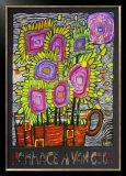 Hommage a Van Gogh, c.2000 Posters by Friedensreich Hundertwasser
