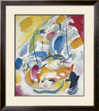 Improvisation no. 31, Sea Battle, c.1913 Prints by Wassily Kandinsky