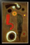 Vogel im Raum Posters by Joan Miró