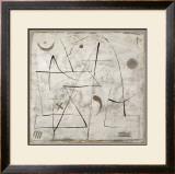 Gedanken bei Schnee, c.1933 Posters by Paul Klee