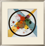 Circle in a Circle Posters by Wassily Kandinsky