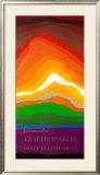 Volcano Prints by Arthur Secunda