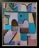 Garten im Orient, c.1937 Posters by Paul Klee