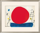 Untitled, c.1967 Posters by Joan Miró
