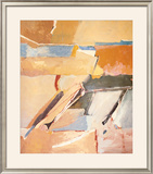 Berkeley No. 8 Prints by Richard Diebenkorn