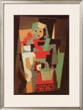 L'Italienne, c.1917 Prints by Pablo Picasso