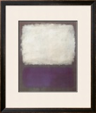 Blue and Grey, c.1962 Poster by Mark Rothko