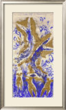 Untitled, Anthropometry, c.1960 (ANT101) Poster by Yves Klein