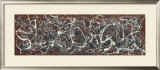 Number 13A: Arabesque Posters by Jackson Pollock