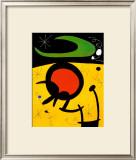 Vuelo de Pajaros Posters by Joan Miró