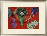 Still Life with Magnolia Prints by Henri Matisse
