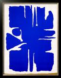 Aru Dunkel-Blau, c.1955 Posters by Willi Baumeister