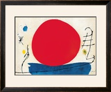 Untitled, c.1967 Prints by Joan Miró