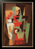 L'Italienne, c.1917 Posters by Pablo Picasso
