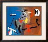 Peinture Composition Prints by Joan Miró